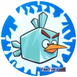 PaxToy.com - 05 Icecube Bird из Cheetos: Angry Birds Space Tazo