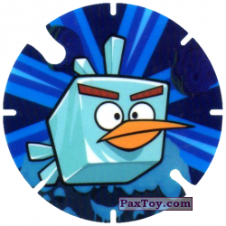 PaxToy.com - 10 Icecube Bird из Cheetos: Angry Birds Space Tazo