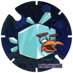 PaxToy.com - 14 Icecube Bird из Cheetos: Angry Birds Space Tazo