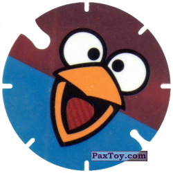 PaxToy.com - 15 Blue Bird из Cheetos: Angry Birds Space Tazo