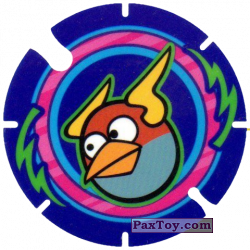 PaxToy.com - 17 Blue Bird Space из Cheetos: Angry Birds Space Tazo
