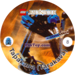 PaxToy 008 Таракава (Tarakava)