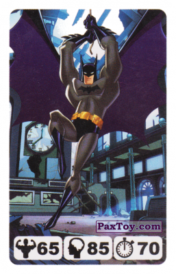 02 Batman - Nestle Justice League