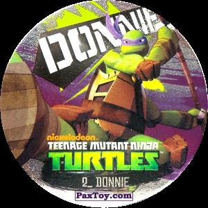 PaxToy.com - 02_DONNIE из Chipicao: Teenage Mutant Ninja Turtles