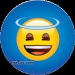PaxToy.com - Emoji / Эмодзи - 03 Смайлик Ангелочек из Cheetos: Найди 90 Эмодзи! (Emoji)