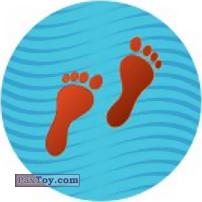 Emoji / Эмодзи - 07 Человеческий след