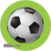 Emoji / Эмодзи - 08 Футбольный мяч