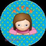 PaxToy.com - Emoji / Эмодзи - 09 Прилежная девочка из Cheetos: Найди 90 Эмодзи! (Emoji)