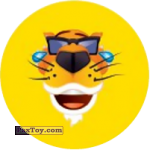 PaxToy.com - Emoji / Эмодзи - 10 Стикер Читос со слезинками из Cheetos: Найди 90 Эмодзи! (Emoji)