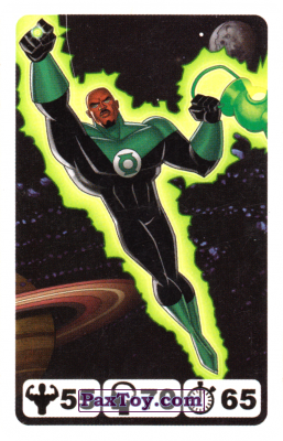 11 Green Lantern John Stewart - Nestle Justice League