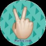 PaxToy.com - Emoji / Эмодзи - 12 Или 2 на пальцай или Символ мира Peace из Cheetos: Найди 90 Эмодзи! (Emoji)