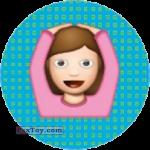 PaxToy.com - Emoji / Эмодзи - 15 Растеряшка из Cheetos: Найди 90 Эмодзи! (Emoji)