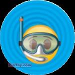 PaxToy.com - Emoji / Эмодзи - 16 Смайлик водолаз из Cheetos: Найди 90 Эмодзи! (Emoji)