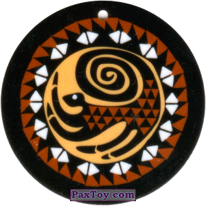PaxToy.com - 17 Амулет Обезьяна из Cheetos: Africana / Читос Африкана (Тазо-Амулет)