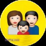 PaxToy.com - Emoji / Эмодзи - 18 Семья из Cheetos: Найди 90 Эмодзи! (Emoji)