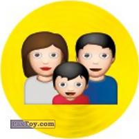 Emoji / Эмодзи - 18 Семья