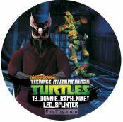 PaxToy.com - 18_DONNIE_RAPH_MIKEY_LEO_SPLINTER из Chipicao: Teenage Mutant Ninja Turtles