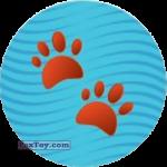 PaxToy.com - Emoji / Эмодзи - 19 Следы Животного из Cheetos: Найди 90 Эмодзи! (Emoji)