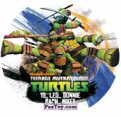 PaxToy.com - 19_LEO_DONNIE_RAPH_MIKEY из Chipicao: Teenage Mutant Ninja Turtles
