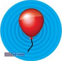 Emoji / Эмодзи - 20 Воздушный шарик