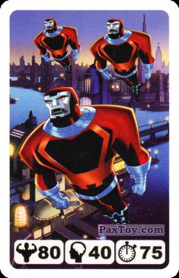 PaxToy.com - 21 Manhunters - Nestle Justice League из Nesquik: Карточки Лига Справедливости от Несквик