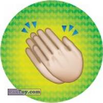 Emoji / Эмодзи - 22 Хлопаем в ладоши