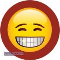 Emoji / Эмодзи - 23 Смайлик насмехается
