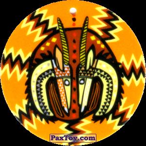 PaxToy.com - 24 Амулет Косули из Cheetos: Africana / Читос Африкана (Тазо-Амулет)