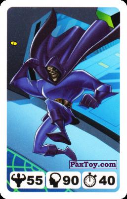 PaxToy.com - 24 Doctor Destiny - Nestle Justice League из Nesquik: Карточки Лига Справедливости от Несквик