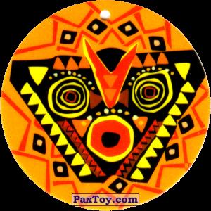PaxToy.com - 25 Амулет Летучая мышь из Cheetos: Africana / Читос Африкана (Тазо-Амулет)
