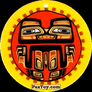 PaxToy.com - 26 Амулет Существо из Cheetos: Africana / Читос Африкана (Тазо-Амулет)