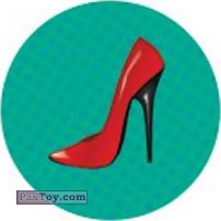 Emoji / Эмодзи - 26 Дамская туфелька