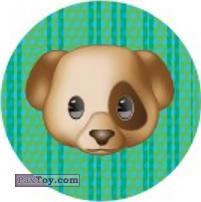 Emoji / Эмодзи - 27 Милый щеночек