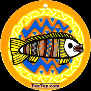 PaxToy.com - 28 Амулет Рыба из Cheetos: Africana / Читос Африкана (Тазо-Амулет)