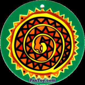 PaxToy.com - 30  Амулет Змея из Cheetos: Africana / Читос Африкана (Тазо-Амулет)