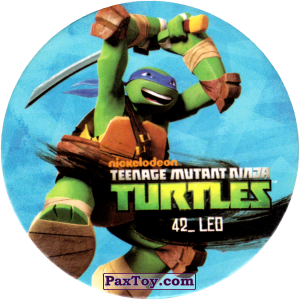 PaxToy.com - 42_LEO из Chipicao: Teenage Mutant Ninja Turtles