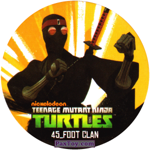 PaxToy.com - 45_FOOT CLAN из Chipicao: Teenage Mutant Ninja Turtles