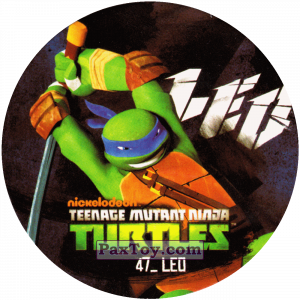 PaxToy.com - 47_LEO из Chipicao: Teenage Mutant Ninja Turtles
