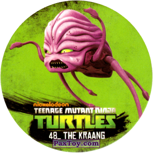 PaxToy.com - 48_THE_KRAANG из Chipicao: Teenage Mutant Ninja Turtles