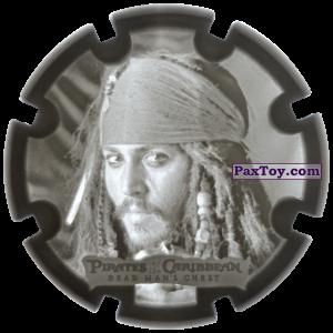 PaxToy.com - 01 Jack Sparrow - Пиратский дублон из Estrella: Пираты Карибского моря: Сундук мертвеца