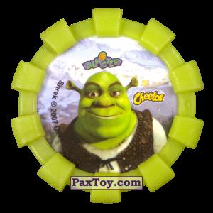 PaxToy.com - 01 Шрек и Осел (Резиновый бампер) (Сторна-back) из Cheetos: Shrek (Blaster)