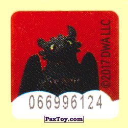 PaxToy.com - 02 Беззубик - Как приручить дракона из Магнит: Маленькие герои ищут друзей