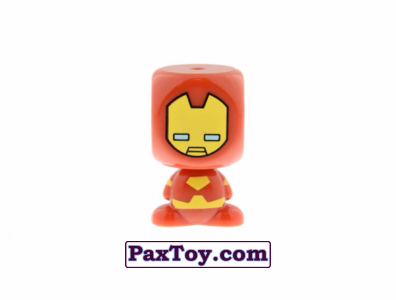 PaxToy.com - 02 IRON-MAN из Varus: MARVEL Mania (Blokhedz)