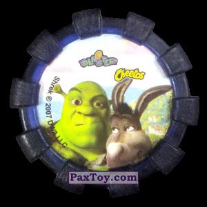 PaxToy.com - 02 Шрек и Осел (Резиновый бампер) (Сторна-back) из Cheetos: Shrek (Blaster)