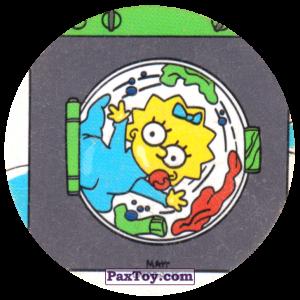 PaxToy.com - 03 Дети как Дети! - Мэгги в стиральной машине из Cheetos: The Simpsons Tazo