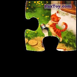 PaxToy.com  Магнит, Пазл / Puzzle 03 Котик переливает молоко из Звени Гора (Звенигора): Пазл «Збери веселу ферму»
