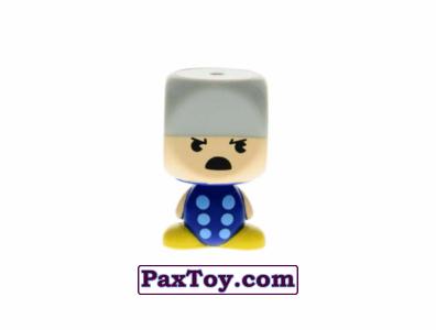 PaxToy.com - 03 THOR из Varus: MARVEL Mania (Blokhedz)