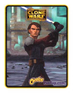 PaxToy.com - 03 Энакин Скайуокер из Cheetos: Clone Wars - Star Wars