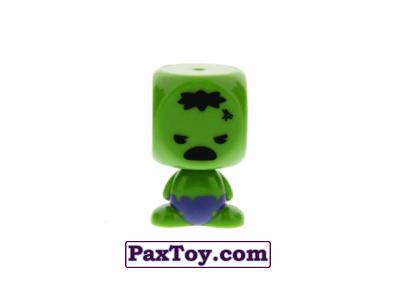 PaxToy.com - 04 HULK из Varus: MARVEL Mania (Blokhedz)