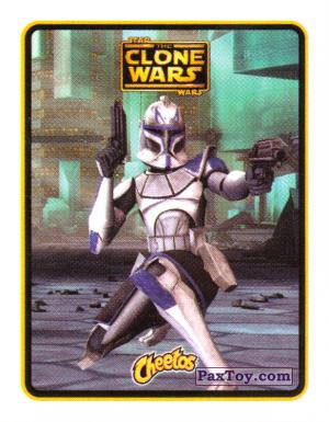 PaxToy.com - 04 Клон Капитана Рекс из Cheetos: Clone Wars - Star Wars